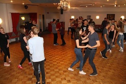 Tanzkurse für Jugendliche