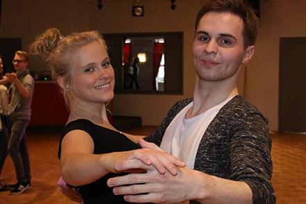 Tanzpartnerbörse
