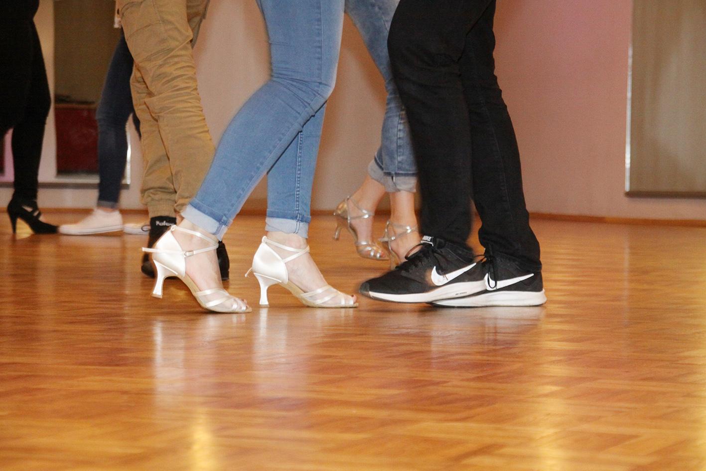 Mehr Tanzfläche